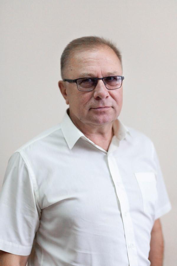 Сергей Юрьевич<br>Пузиков